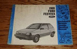 1988 Ford Festiva Wiring Diagram Evtm Manual 88