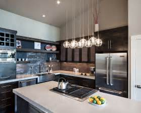 modern pendant lighting for kitchen island kitchen island lighting modern home in eugene oregon by iverson signature homes