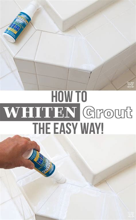 Diy Regrout Tile Floor by 25 Best Ideas About Tile Grout On Clean Tile