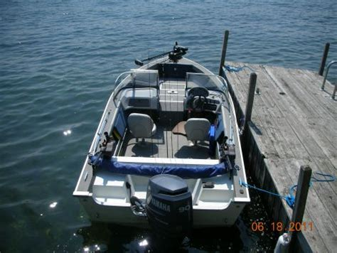 Aluminum Fishing Boats For Sale In Pa by 2001 Starcraft Fishmaster 176 Fishing Boat For Sale In