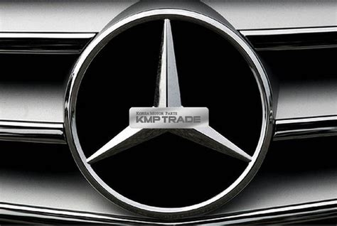 Mercedes lighted logo for c class and cla series. Illuminated LED Light Front Grille Star Emblem Badge for Mercedes Benz 13-17 Car   eBay