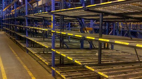 carton flow racking kingway flow rack