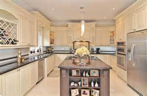painted kitchen island classic kitchen design and renovation in richmond hill