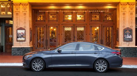 Hyundai assurance connected care powered by blue link® for 2014, genesis coupe ultimate, grand touring and premium models leverage the hyundai blue link. 2016 Hyundai Genesis V8 Review - photos   CarAdvice