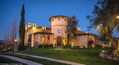 hulk hogans  wife lindas  california mansion