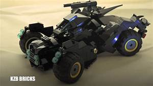 Lego Batman Batmobile : lego batman arkham knight batmobile moc updated version with battle mode custom set youtube ~ Nature-et-papiers.com Idées de Décoration