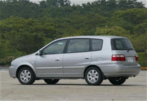 kia carens 2004 mechanical service repair manual dwonload