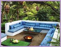 excellent design ideas for patio seating areas Garden Seating Area Design Ideas - 1HomeDesigns.Com