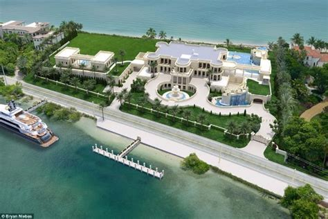 Most expensive villa of the US   The Palais Royal   Luxury