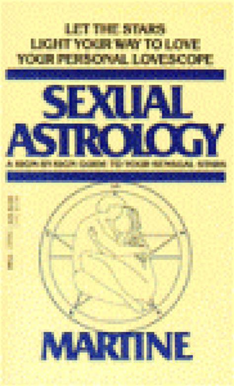 sexual astrology  sign  sign guide   sensual stars  joanna martine woolfolk