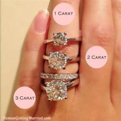 do guys get engagement rings a guide to carats and prices getting married