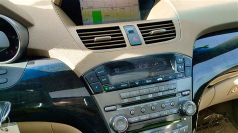 2007 Acura Mdx Navigation Serial Number And Code Youtube