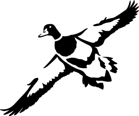 image result  ducks cupped wings duck silhouette