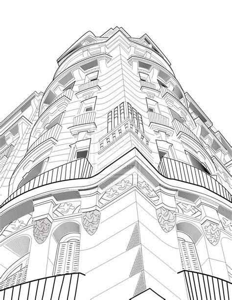 learn   draw  building   point perspective