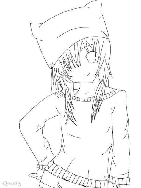cat girl  anime speedpaint drawing  animeangel