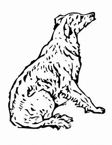 Free Printable Dog Coloring Pages For Kids