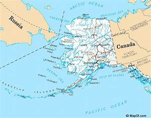 Alaska Bering Strait Map Pictures to Pin on Pinterest ...