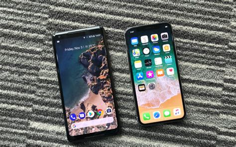 iphone x vs pixel 2 xl 5 reasons why s flagship trumps apple s best technology news