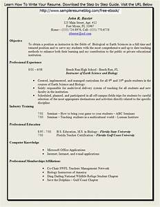 Free download teacher resume template sample fresher for Free resume free download