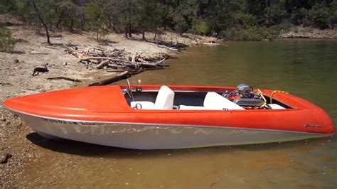 Vintage Jet Boats by 1967 Galaxie 17 Vintage Jet Boat For Sale