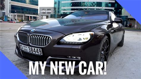 My New Car! The Amazing Bmw 650i Gran Coupe Review! Funnydogtv