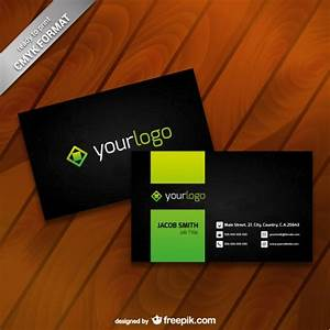 Logo on business card reheart Image collections