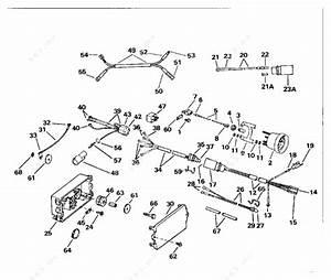 Evinrude 1994 120  Tilt Electrical