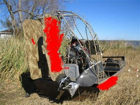 Airboat Fails by Ch3 Failure Southern Airboat Picture Gallery Archives