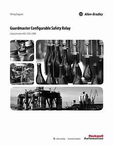 Guardmaster Configurable Safety Relay Wiring Diagram