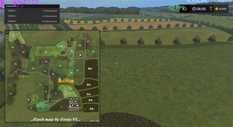 map fs17 czechmap for ls 17 farming simulator 2017 fs ls mod