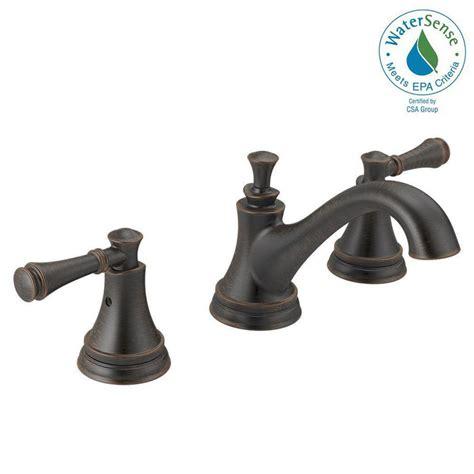 delta silverton 4 faucet delta silverton 8 in widespread 2 handle bathroom faucet