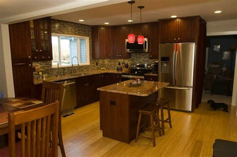 l shaped kitchen with island and pantry kitchen cabinets rta cabinet L Shaped Kitchen With Island And Pantry