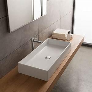 Aufsatzwaschbecken Mit Platte : aufsatzwaschbecken aufsatzwaschtisch megabad 300 ~ Michelbontemps.com Haus und Dekorationen