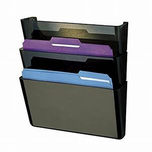 new rubbermaid stak a file wall mounted holder organizer With wall mount document organizer