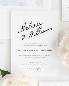 modern calligraphy wedding invitations wedding With wedding invitations calligraphy or not