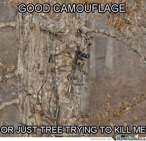 Camo Memes - 45 very funny camouflage pictures and images