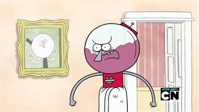 Regular Benson Gifs Skips Regularshow Cartoons Giphy