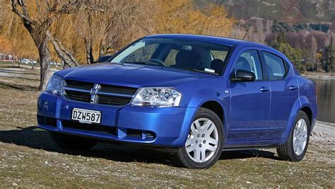 dodge avenger review   carsguide