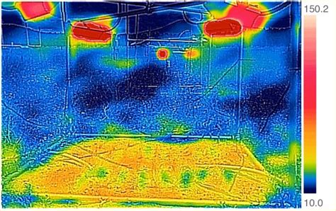infrared heat l for plants soil microbes do they influence plant response to heat waves
