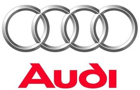 amazing audi emblem amazing car logos