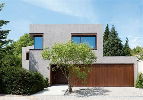 Moderne Häuser Aus Beton by Weich Wie Beton Modernes Einfamilienhaus Gestockter Beton