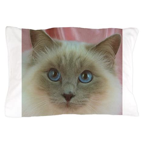 Siamese Cat Gifts Pillow Case By Giftshop57