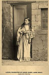 White Wolf : 1800s-1900s Stunning Portraits Of Native ...