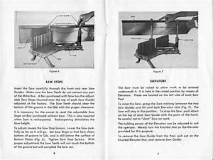 Mitre Box Manual  A Free Download