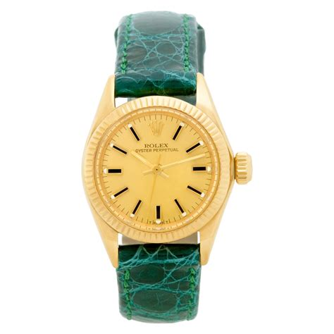 rolex oyster perpetual 6719 gold world s best