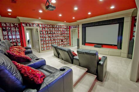 pop culture cinema traditional home theater
