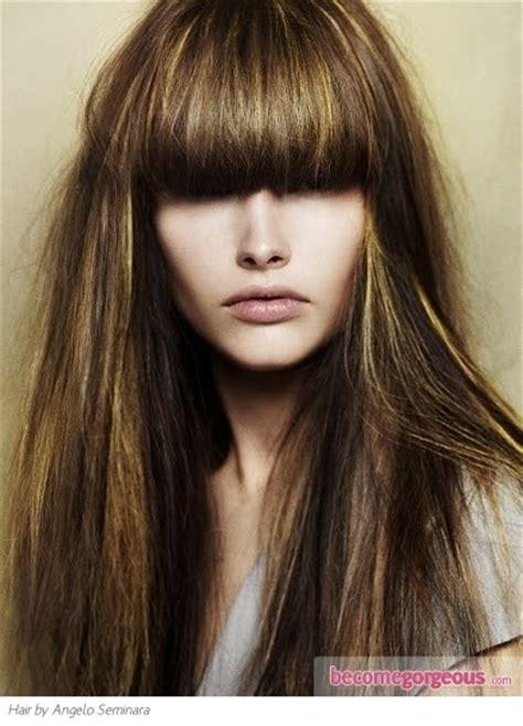 Brown Hair Colour 2011 by Visalli Moda Casa Choose Your Hair Colour And Cut For The