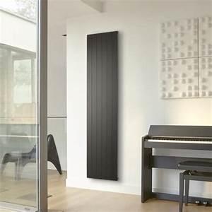 Chauffage Design : radiateur chauffage central acova planea vertical vita habitat ~ Melissatoandfro.com Idées de Décoration