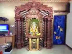 Ganpati Makar Decoration | Joy Studio Design Gallery ...