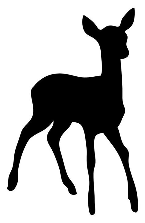 pin  silhouette